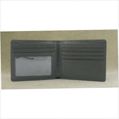 Osgoode Marley Cashmere Hidden Billfold (Black) ()
