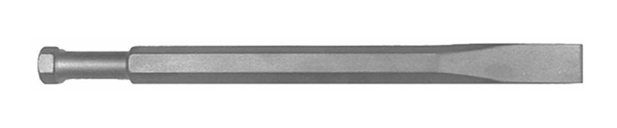 Champion Chisel, Hilti 805/905 Style Shank - 7/8-Inch Hex Steel, 19-Inch Long, Narrow Chisel. Designed for use in the following TE models - 1000-AVR, 1500-AVR, 805, 905, 905-AVR, & 906-AVR.