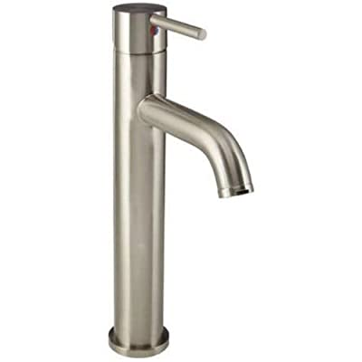 Mirabelle MIRWSCED100L Edenton 1.2 GPM Deck Mounted Bathroom Faucet,