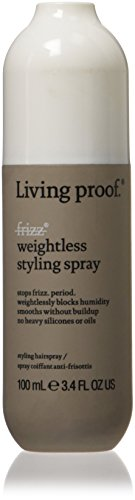 Living Proof No Frizz Weightless Styling Spray, 3.4 Ounce