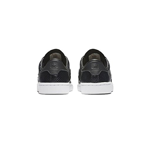 Converse CONS Pro Leather LP Scaled Scarpe da Donna Sneaker,Nero 37.5
