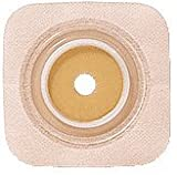 Convatec 125263 - Sur-Fit Natura Stomahesive Flexible 4 x 4 Wafer Tan, 1.5, 10/bx - Buy Packs and SAVE (Pack of 3)