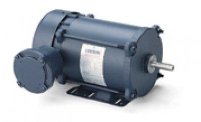 Leeson Electric, 111940.00, .33HP, 1140RPM, 3PH, 208V;230V;460V, 56 Frame, Standard Flange, Foot Mount, TEFC, Explosion Proof Motor