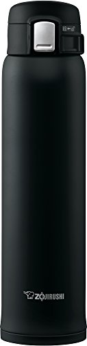 (Zojirushi SM-SHE60BZ Stainless Steel Mug, 20 ounce, Black Matte )