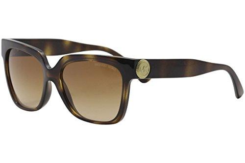 (MICHAEL KORS Sunglasses MK2054 328513 Dark Tortoise )