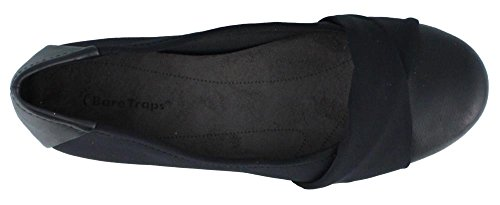 Pictures of BareTraps Women's MITSY Ballet Flat Black BT22872 Black 3