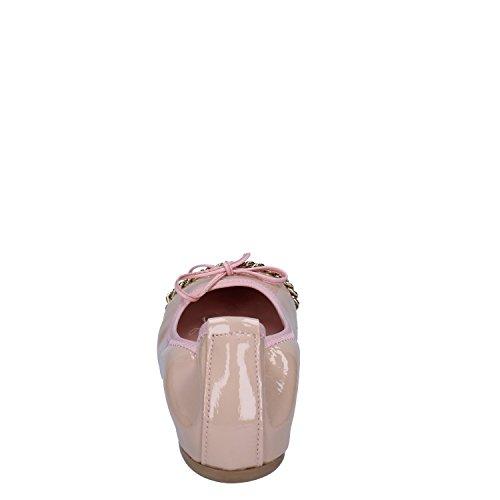 Poudré Femme Pour Crown Rose Ballerines xfzgqwa