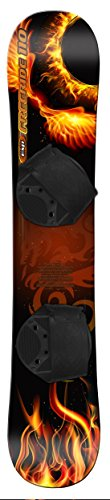 Emsco Group Free Ride Snowboard, Solid Core Construction ()