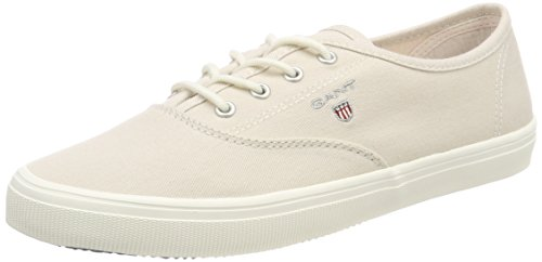 Beige Gant para Mujer Cream Zapatillas Haven New Putty Beige FXwqr7F
