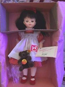 McDonald's Madame Alexander 2005 Team Mates Girl Doll in Pink Uniform #3