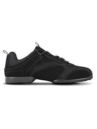 Rumpf Nero 1566 Dance Fitness Sport Gymnastic Training Aerobic Indoor Dancewear Sportswear Shoe Trainer Sneaker black Black outlet with paypal Vjjun4y