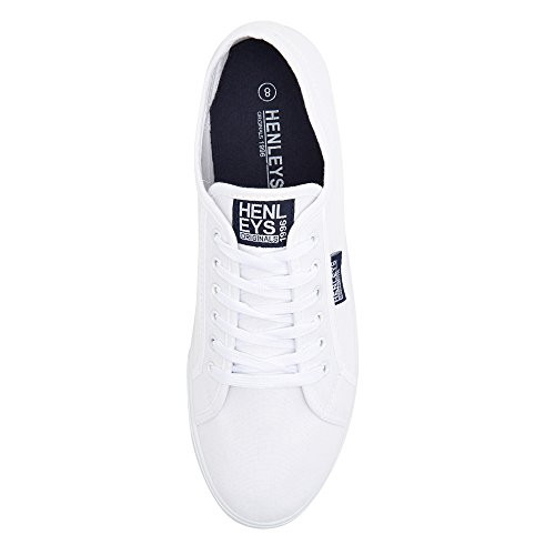 Shoes KRMSL373 Quiksilver Connor Foundation White Canvas Men's Tvww8Wqa