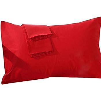Amazon Com Travel Pillow Case 14x20 Size Set Of 2 Ultra