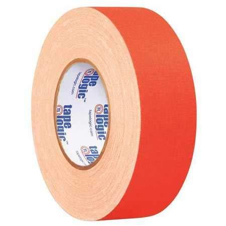 Gaffers Tape, 2x50 yd, 3 mil, Orange, PK3