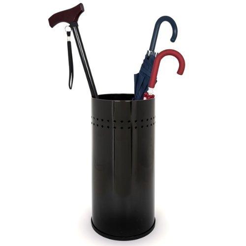 bremermann® Schirmständer, Regenschirmständer, Schirmhalter, schwarz