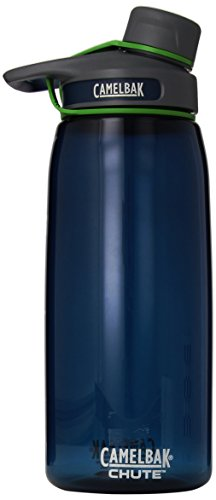 camelbak chute water bottle bluegrass 1 liter camelbak beautil. Black Bedroom Furniture Sets. Home Design Ideas
