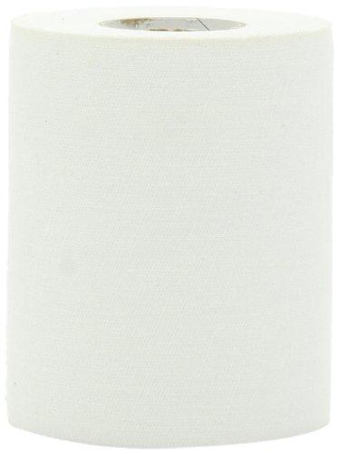 North by Honeywell 032003SW Tape, Porous Cloth, 3-Inch x 10 Yard, 4 per box