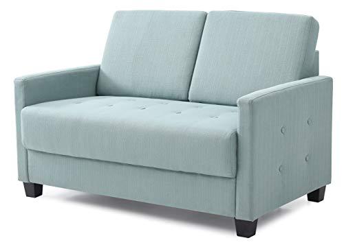 Glory Furniture Dino G779-L Loveseat, Teal. Living Room Furniture 33