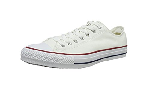 Converse  Chuck Taylor All Star, Sneakers Basses mixte adulte - blanc - Optical White,