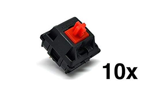 Cherry MX Red Keyswitch (10 pack) - MX1AL1NN