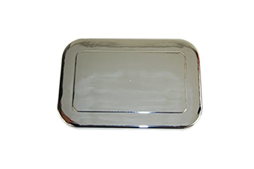 Chrome Master Cylinder Cover - Chrome Master Cylinder Cover Late Model Chevy GM Pontiac Cars 1988-Up