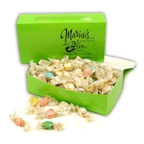 Santa Marina (Marini's Candies 1 lb. Salt Water Taffy- 15 Flavor Assortment)