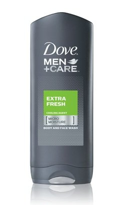 Dove Men Care Extra Fresh Body And Face Wash - 9