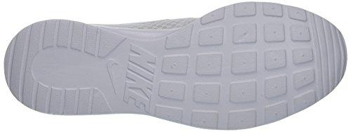 Nike Womens Scarpa Da Corsa Tanjun Bianco / Bianco Nero