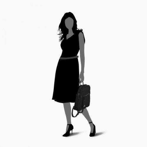 Loire Noir Femme Black Sacs Portés Dos Picard BgdqAZwA