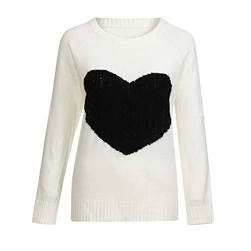 femme élégant lione Sweat chaud femmes blanc long pull hiver tricots pull shirt pull Vicgrey élégant pull pour pulls SP4x00R