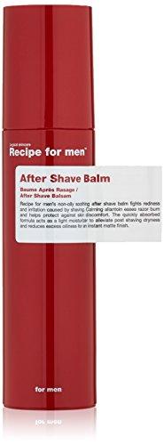 Recipe for Men After Shave Balm, 3.4 Fl Oz