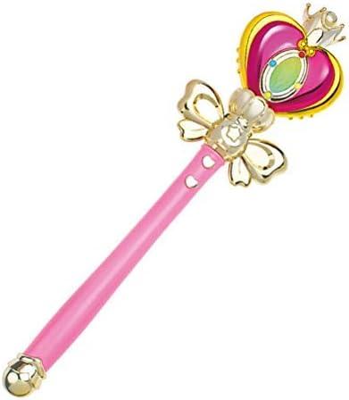 Daxoon Sailor Moon Wand Wand Star Moon Light Music Toy para ni/ños y ni/ñas Regalo