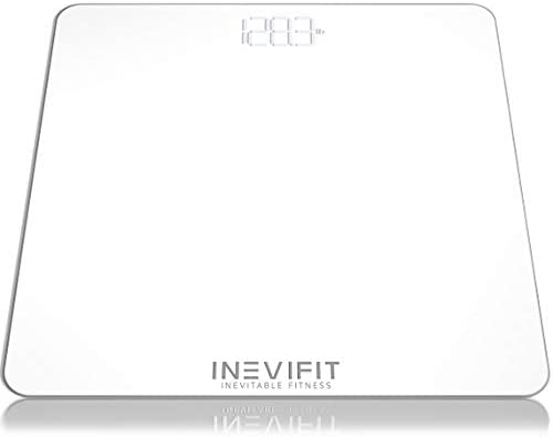 INEVIFIT Bathroom Scale, Highly Accurate Digital Bathroom Body Scale, Measures Weight for Multiple Users. Includes a 5-Year Warranty 21