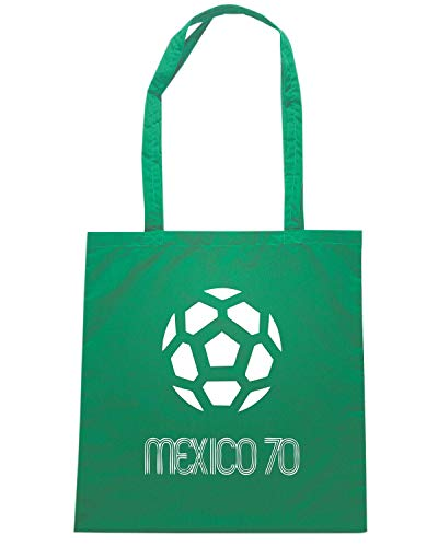 Verde Borsa Shirt Shopper MESSICO MEXICO WC0139 Speed w0vPq