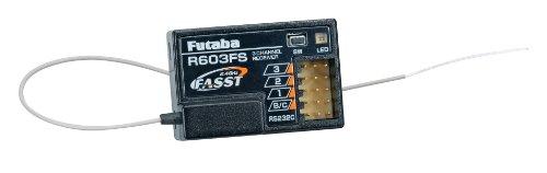 Futaba R603FS 2.4G FST RX 3PM Receiver