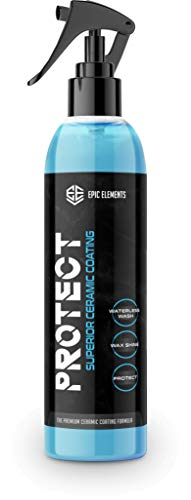 Epic Elements Protect Ceramic Coating Car Applicator for Cars