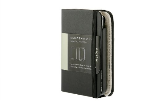 Volant Collection (Moleskine Smart Phone Cover and Volant Notebook for iPhone 3G and)