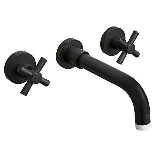 wall mount faucet bathroom - 9