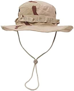 US GI BOONIE HAT cappello BOONIE 8 colori S-XL 3 Colonnello desert, L (59 cm)