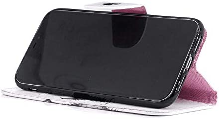 手帳型 ギャラクシー Samsung Galaxy Note ノート 9 ケース 軽量 カード収納 TPU 高級PUレザー レザー 本革 ポーチ 財布 手帳型 防指紋 [無料付スマホ防水ポーチIPX8]