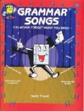 Grammar Songs: You Never Forget What You Sing!: 16 Fun Songs! (Book and Audio Cassette) (Song Christmas Fun Factory)