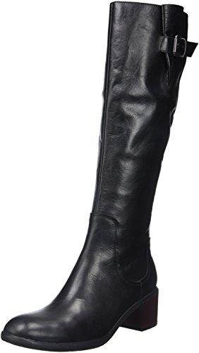 Un Matin d'Eté Arwen - Botas clásicas hasta la rodilla Mujer Noir (Veau Merengo Noir)