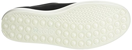 Ecco Soft 7 Ladies, Sneakers Basses Femme Noir (Black)