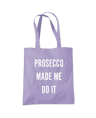 Fashion Purple Lavender Prosecco Bag Hen Shopper It Me Drinking Do Made Funny Tote F7aTxz