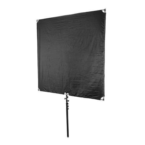 Glow Reflector Panel and Sun Scrim Kit with Boom Handle and Carry Bag (57 x 57)