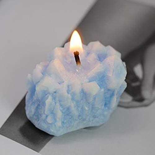 樹脂金型 ペンダントモールド キャンドル型 キャンドルモールド UVレジン型 焦げ付き防止 柔らかい