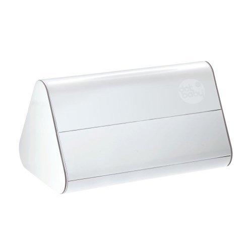 DotBaby Dot.Box 2-in-1 Baby Wipes Dispenser and Storage Box (Grey)