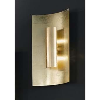 Pared/techo 2-techo Aura (pantalla) Color: oro, color (estructura): plata