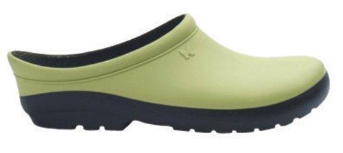 Sloggers 260KW06 Womens Premium Garden Clog - Kiwi - Size 6