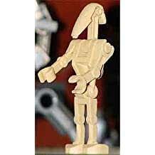 LEGO Star Wars: Battle Droid (Straight Arm and Vertical Grip) Minifigure by LEGO